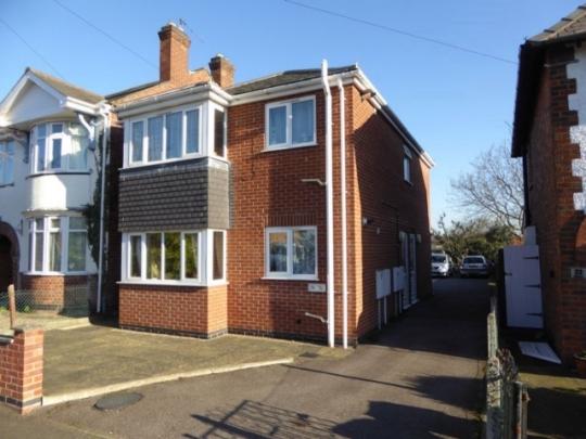 Burfield Avenue LOUGHBOROUGH Leicestershire