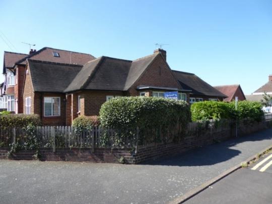 Burfield Avenue   Loughborough