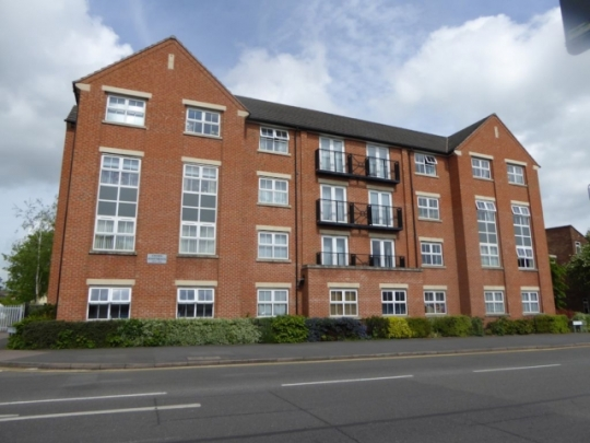 1 CROWN APARTMENTS QUEEN STREET LOUGHBOROUGH LEICESTERSHIRE