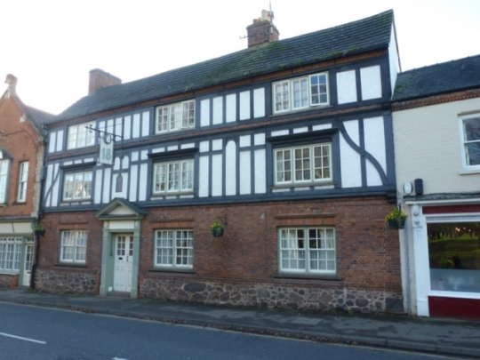 Flat 7, 18 High Street Quorn Loughborough Leicestershire