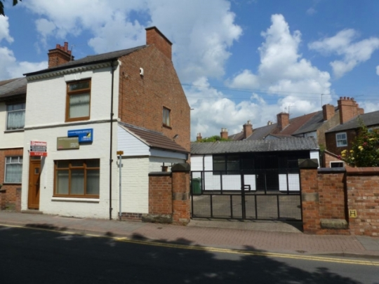 Moor Lane   Loughborough