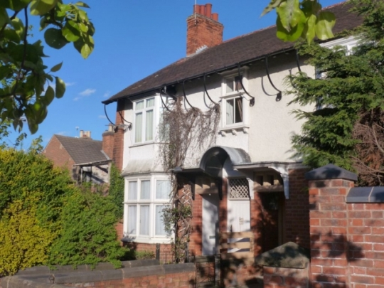 Ground Floor Flat 8 Pinfold Jetty LOUGHBOROUGH Leicestershire