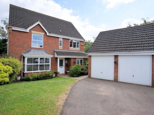 Saville Drive Sileby Loughborough Leicestershire