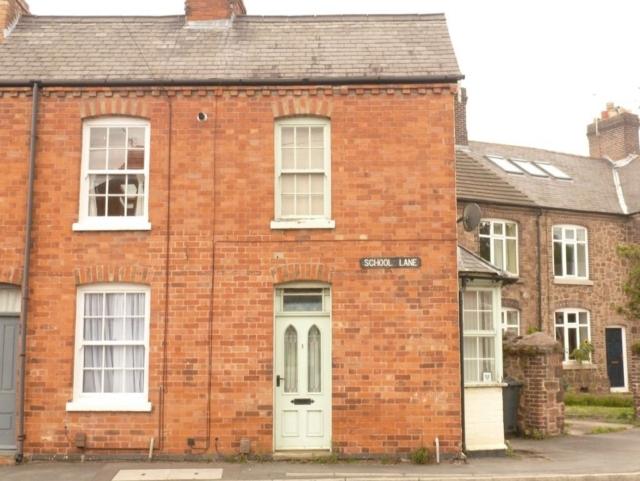 1 SCHOOL LANE QUORN LOUGHBOROUGH Leicestershire